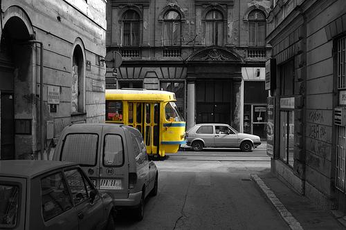 Sarajevo, jugosfærens hjerte? (foto: Rob Hogeslag, CC-lisens: by)