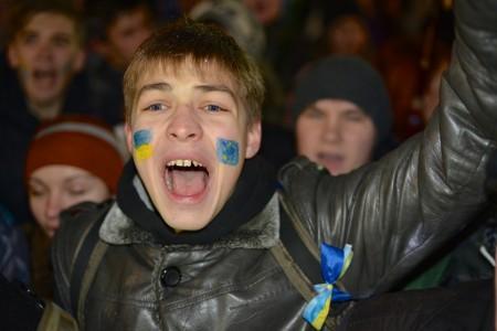Kiev 28. november 2013.