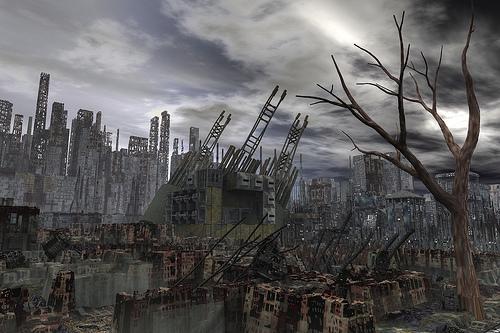 Må finansmarkedene bremses før det ender i en katastrofe. Foto: CC:f650biker