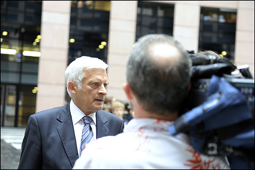 Jerzy Buzek, ny president i Europa-parlamentet. Foto: EP