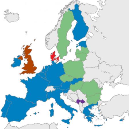 Hvem er hvem i euroland?