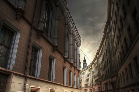 Gamlebyen i Riga (foto: gtall1, CC: by)