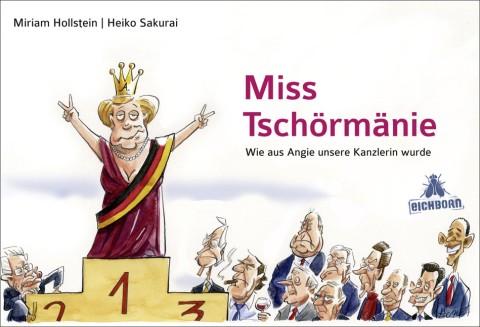"""""""Miss Tschörmanie"""" - bokomslag (foto: Eichborn.de)"""