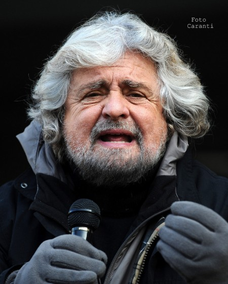 Beppe Grillo! (foto: Niccolò Caranti. CC: by-sa)