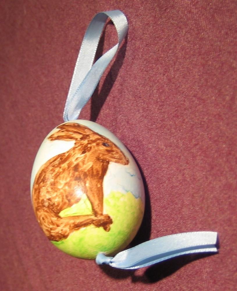 Hvem kom først - påskeharen eller egget?