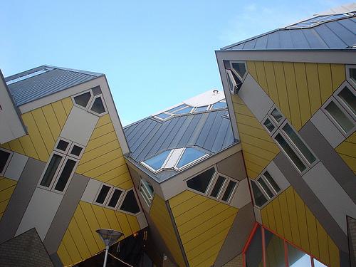 Kubene i Rotterdam (foto: Lorkan, CC-lisens: by)