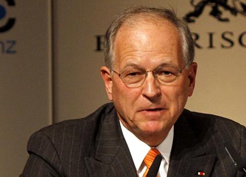 Wolfgang Ischinger (foto: Sebastian Zwez)
