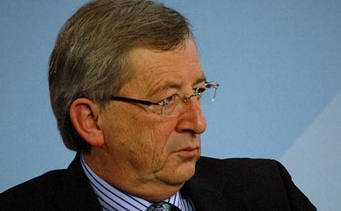 Juncker, de små landenes kandidat (foto: Olav A. Øvrebø)