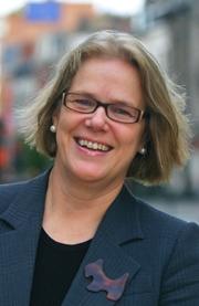 EU-ambassadør Oda Helen Sletnes (foto: UD)