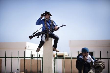 Libya venter. Hvem er egentlig i krig med hvem?